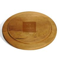 Duke Fuqua Round Bread Server