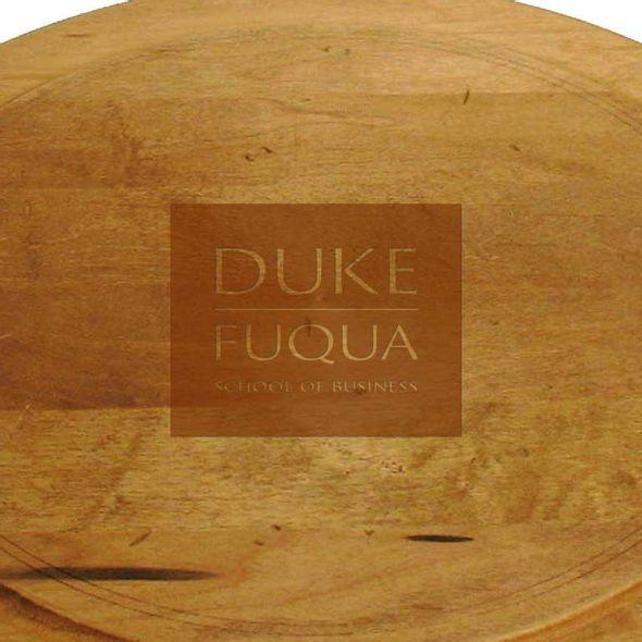 Duke Fuqua Round Bread Server - Image 2