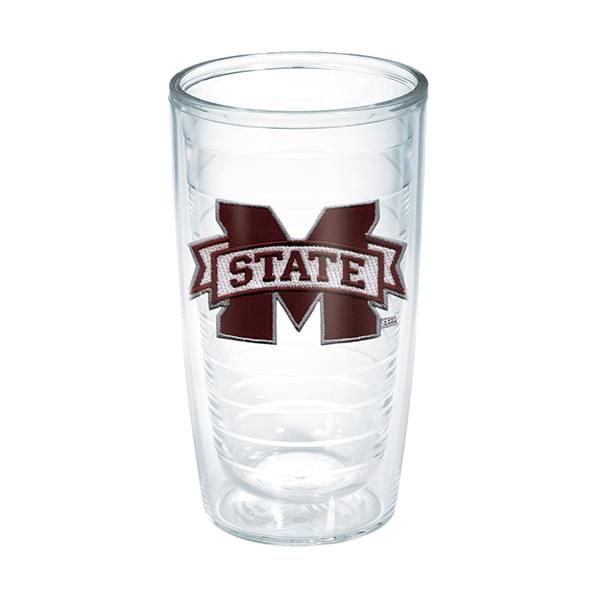 Mississippi State 16 oz. Tervis Tumblers - Set of 4