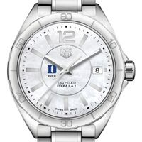 Duke University Women's TAG Heuer Formula 1 with MOP Dial
