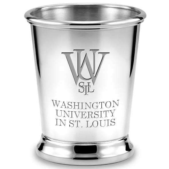 WUSTL Pewter Julep Cup - Image 2