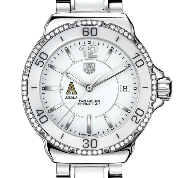 West Point Women's TAG Heuer Formula 1 Ceramic Diamond Watch