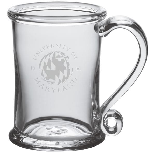 Maryland Glass Tankard by Simon Pearce - Image 1