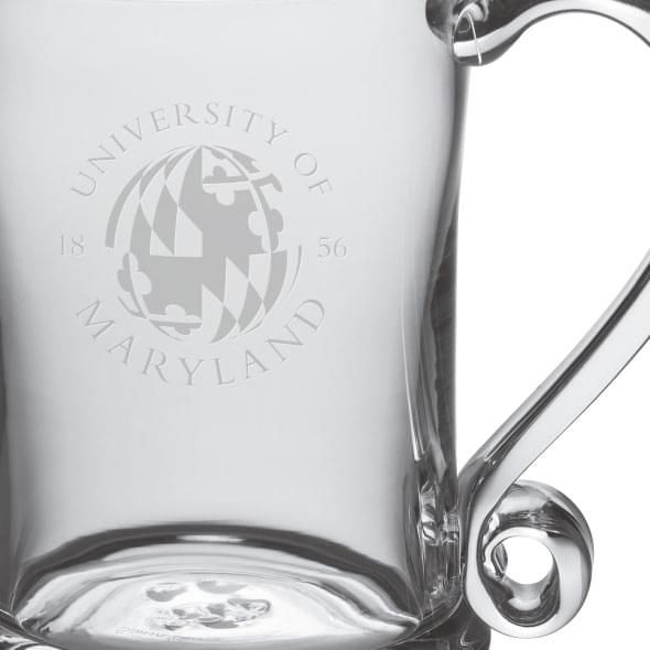 Maryland Glass Tankard by Simon Pearce - Image 2