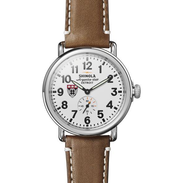 HBS Shinola Watch, The Runwell 41mm White Dial - Image 2