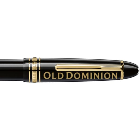 Old Dominion Montblanc Meisterstück LeGrand Rollerball Pen in Gold - Image 2