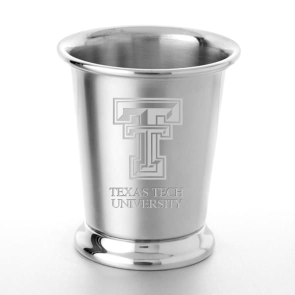 Texas Tech Pewter Julep Cup