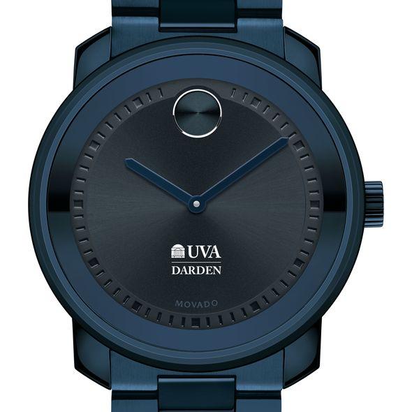 Darden School of Business Men's Movado BOLD Blue Ion with Bracelet