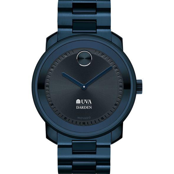 Darden School of Business Men's Movado BOLD Blue Ion with Bracelet - Image 2