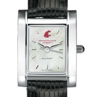 Washington State University Women's MOP Quad with Leather Strap