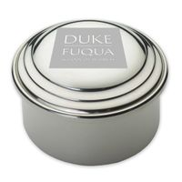 Duke Fuqua Pewter Keepsake Box