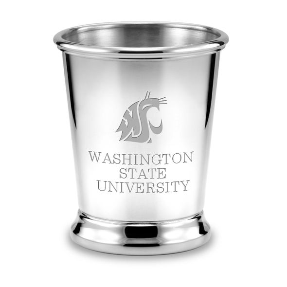 Washington State University Pewter Julep Cup