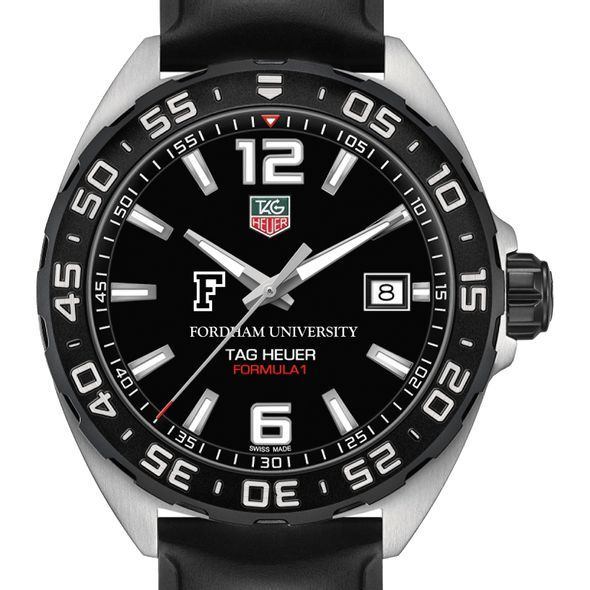 Fordham Men's TAG Heuer Formula 1 with Black Dial