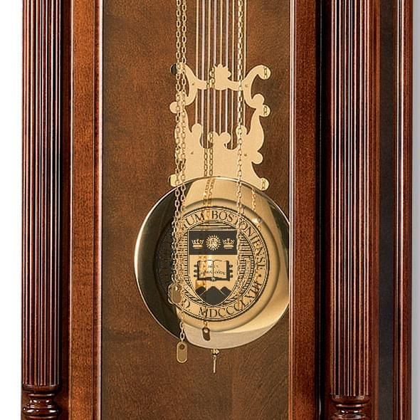 Boston College Howard Miller Grandfather Clock - Image 2