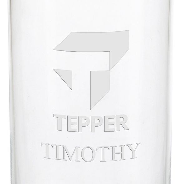 Tepper Iced Beverage Glasses - Set of 2 - Image 3