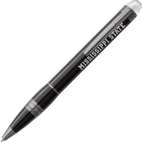 Mississippi State Montblanc StarWalker Ballpoint Pen in Ruthenium