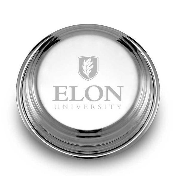 Elon Pewter Paperweight