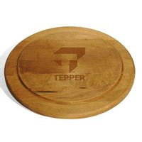 Tepper Round Bread Server