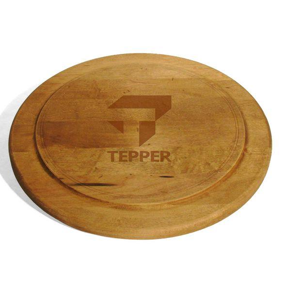 Tepper Round Bread Server - Image 1