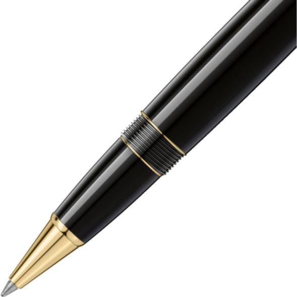 UVA Darden Montblanc Meisterstück LeGrand Rollerball Pen in Gold - Image 3