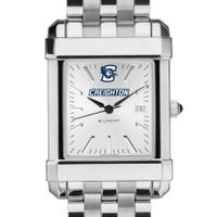 Creighton Men's Collegiate Watch w/ Bracelet