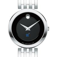 US Naval Academy Women's Movado Esparanza Stainless Steel Museum with Bracelet