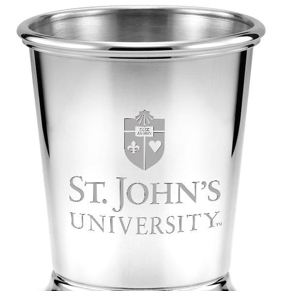 St. John's Pewter Julep Cup - Image 2