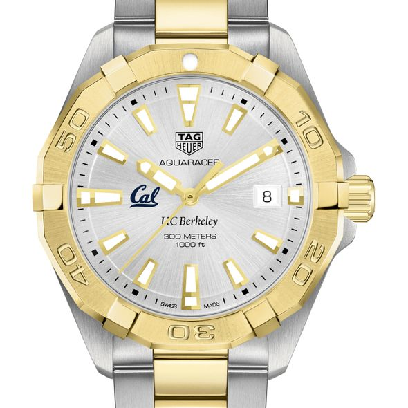 Berkeley Men's TAG Heuer Two-Tone Aquaracer - Image 1