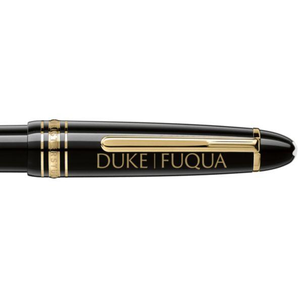 Duke Fuqua Montblanc Meisterstück LeGrand Ballpoint Pen in Gold - Image 2