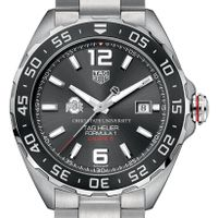 Ohio State Men's TAG Heuer Formula 1 with Anthracite Dial & Bezel
