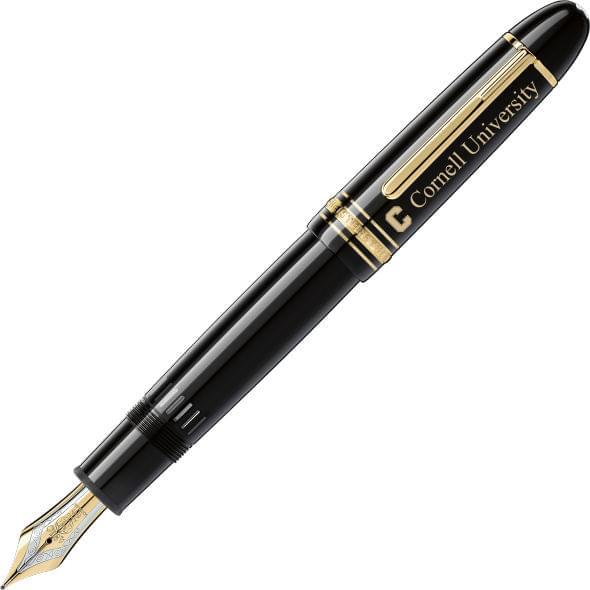 Cornell University Montblanc Meisterstück 149 Fountain Pen in Gold