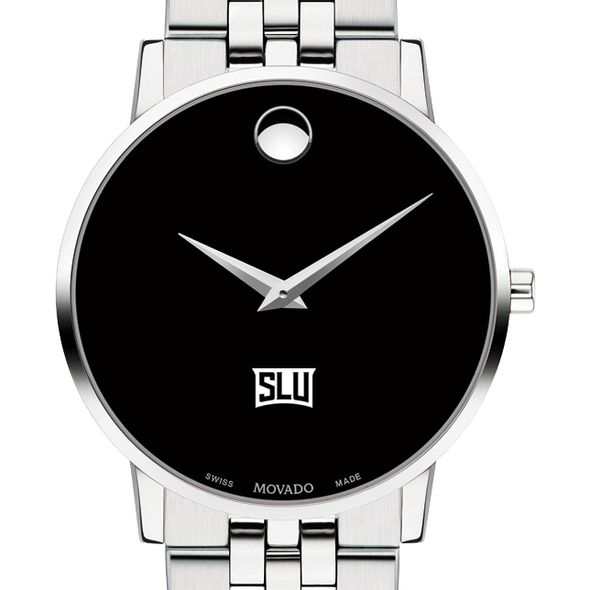 Saint Louis University Men's Movado Museum with Bracelet
