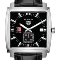 Harvard University TAG Heuer Monaco with Quartz Movement for Men