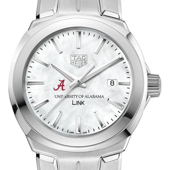 University of Alabama TAG Heuer LINK for Women