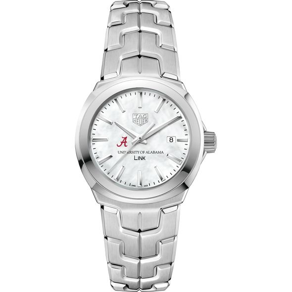 University of Alabama TAG Heuer LINK for Women - Image 2