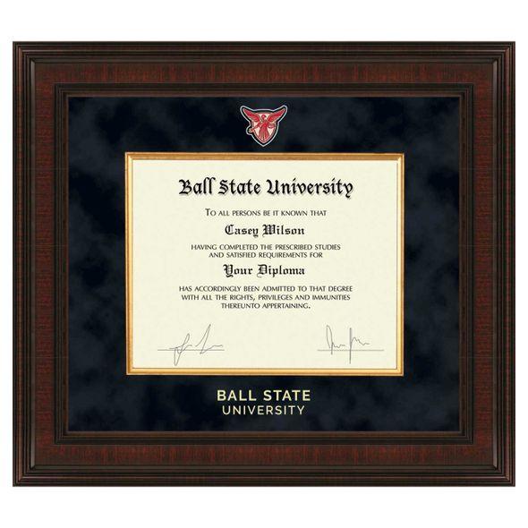 Ball State Diploma Frame - Excelsior - Image 1