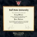 Ball State Diploma Frame - Excelsior - Image 2