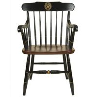Georgetown University Captain's Chair by Hitchcock