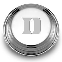 Duke Pewter Paperweight
