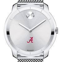 University of Alabama Men's Movado Stainless Bold 44