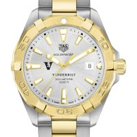 Vanderbilt Men's TAG Heuer Two-Tone Aquaracer