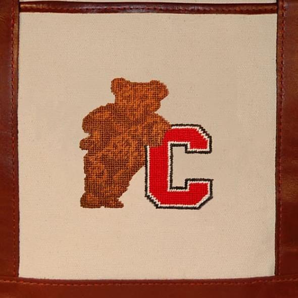 Cornell Needlepoint Tote - Image 3