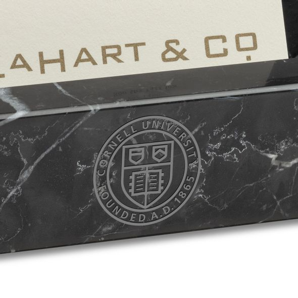 Cornell Marble Business Card Holder - Image 2
