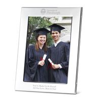 Pittsburgh Polished Pewter 5x7 Picture Frame