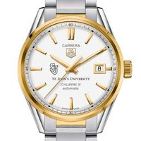 St. John's Men's TAG Heuer Two-Tone Carrera with Bracelet