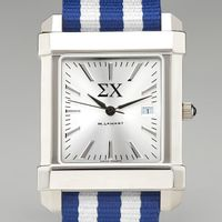 Sigma Chi Men's Collegiate Watch w/ NATO Strap