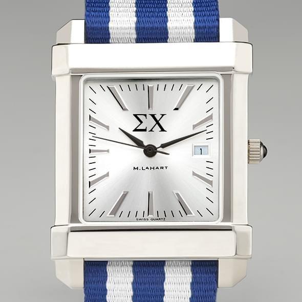 Sigma Chi Men's Collegiate Watch w/ NATO Strap