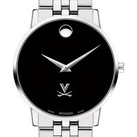 University of Virginia Men's Movado Museum with Bracelet