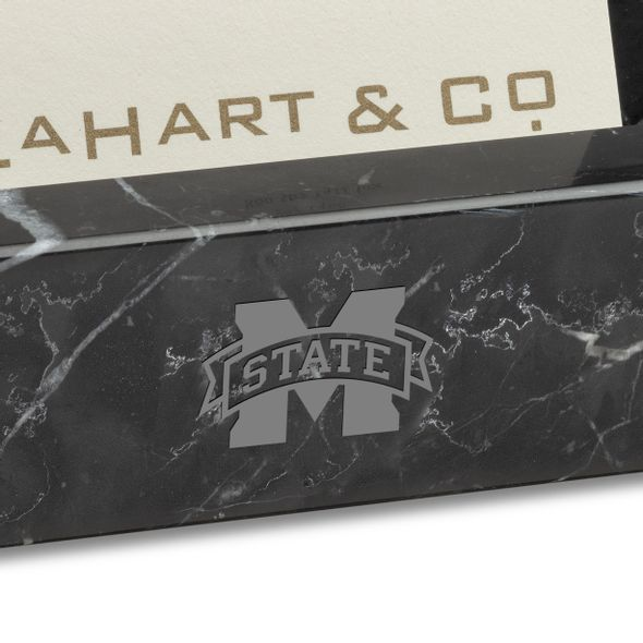 MS State Marble Business Card Holder - Image 2