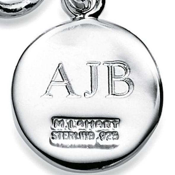 Georgia Sterling Silver Charm Bracelet - Image 3
